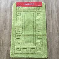 Набор ковриков для ванны и туалета 80х50 см