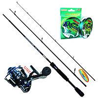 Набор RoadRunner 703 для ловли хищной рыбы