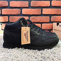Зимние ботинки (НА МЕХУ) мужские Reebok Classic 2-160 ⏩ [ 44.44,45,46 ], фото 1