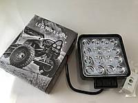 Дополнительная светодиодная (LED) фара, 48Вт,
