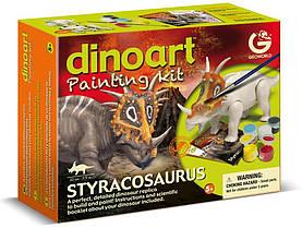 Игровой набор Раскрась Стиракозавра, Geo World (CL301K)