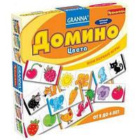 Игра настольная Домино. Цвета, Granna. Granna (10688)