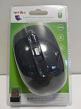 Беспроводная игровая мышка WEIBO новая в упаковке
