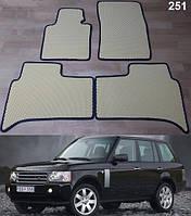Килимки ЄВА в салон Land Rover Range Rover '02-12