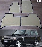 Коврики на Land Rover Range Rover '02-12. Автоковрики EVA, фото 1