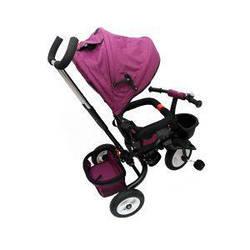Самокат Maraton Trike 69 трёхколёсный велосипед для детей с амортизацией и корзиной на руле