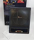 Индукционная плита Domotec Германия, настольная электроплита кухонная 2000 Вт, фото 2