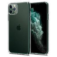 Чехол Spigen для iPhone 11 Pro Liquid Crystal, Crystal Clear (077CS27227)