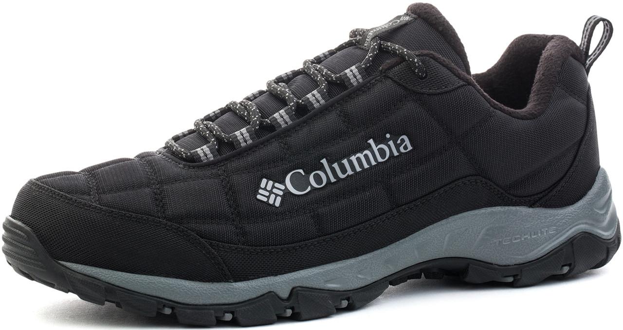 Утепленные мужские кроссовки Columbia Firecamp