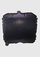 Радиатор охлаждения Газ 24 Волга 2410( GAZ 31029)2-х рядный медный