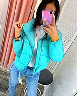 """Куртка женская """"авто леди"""" в расцветках 40726, фото 1"""
