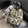 Куртка-пуховик зимняя унисекс для сноуборда/лыжная, фото 3