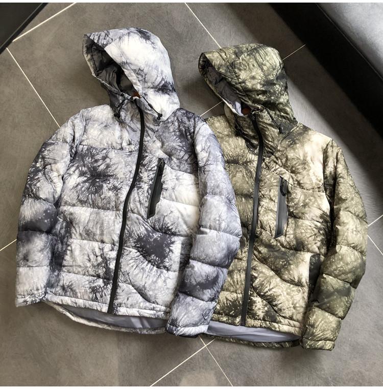 Куртка-пуховик зимняя унисекс для сноуборда/лыжная