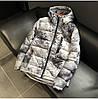 Куртка-пуховик зимняя унисекс для сноуборда/лыжная, фото 10