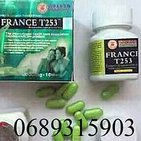 France T253 таблетки для потенции, мужской возбудитель для секса (продлевает секс в два раза!)