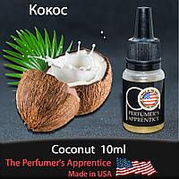 Ароматизатор TPA (TFA) Coconut (Кокос) 10мл