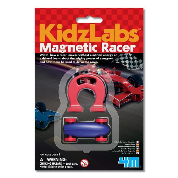 Набор для творчества 4M Магнитный гонщик (00-03290)