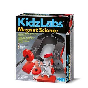 Набор для творчества 4M Опыты с магнитами (00-03291), фото 2