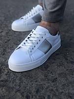 Мужские кроссовки Paul Cruz 14 white/grey, фото 1