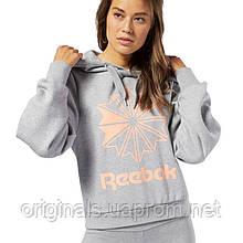 Худи Reebok Classics Big Logo Fleece Hoodie EB5137