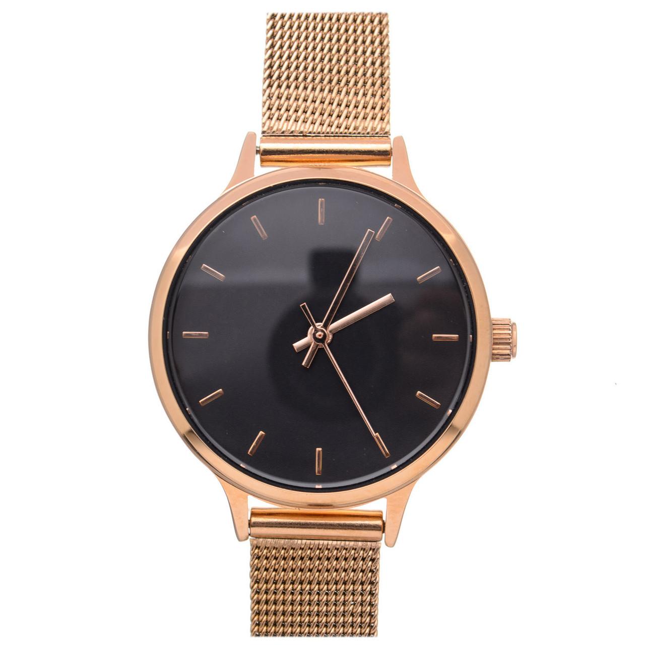 Жіночий годинник Even&Odd 17-0092 Gold