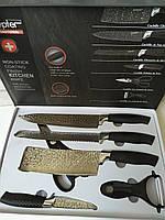 Набор кухонных ножей 6 предметов Zepter ZP-021