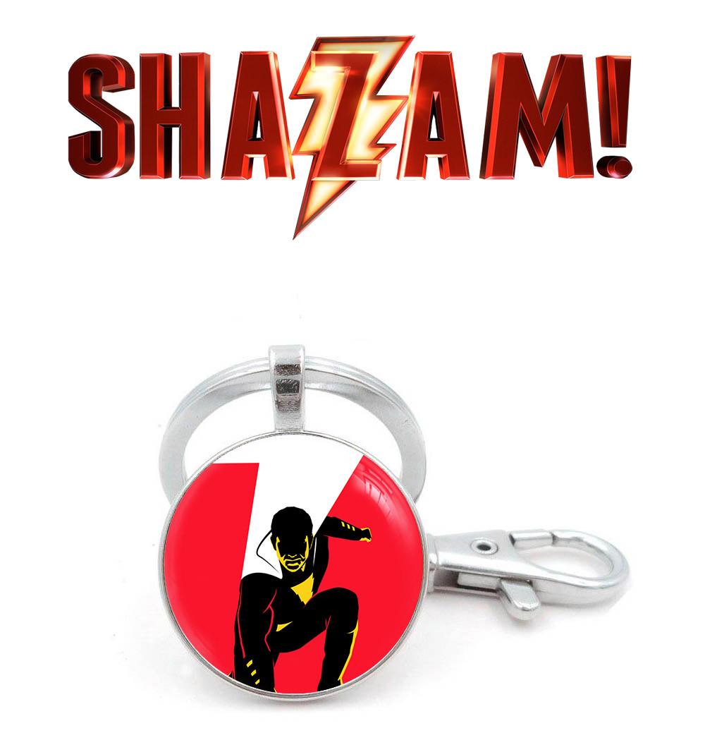 Брелок Shazam Шазам / Shazam!