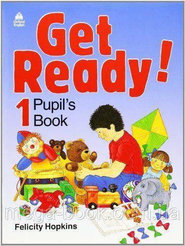 Учебник Get Ready! 1 Pupil's Book
