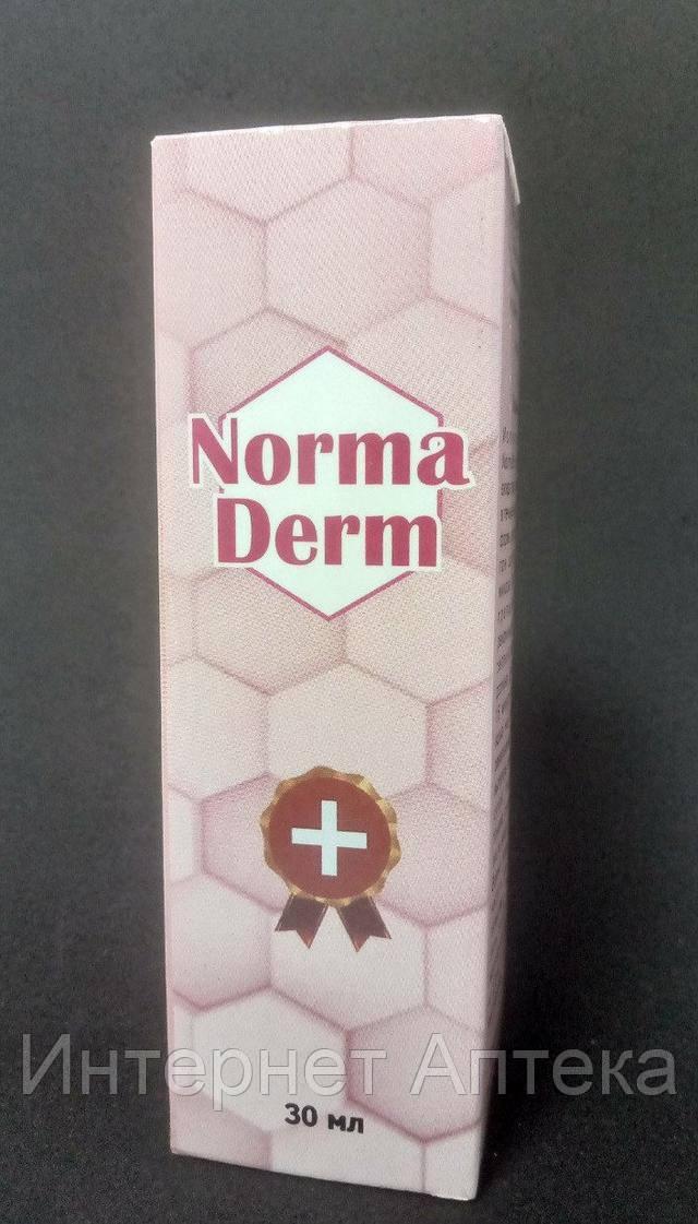 NormaDerm (НормаДерм) - средство от грибка ногтей и стоп
