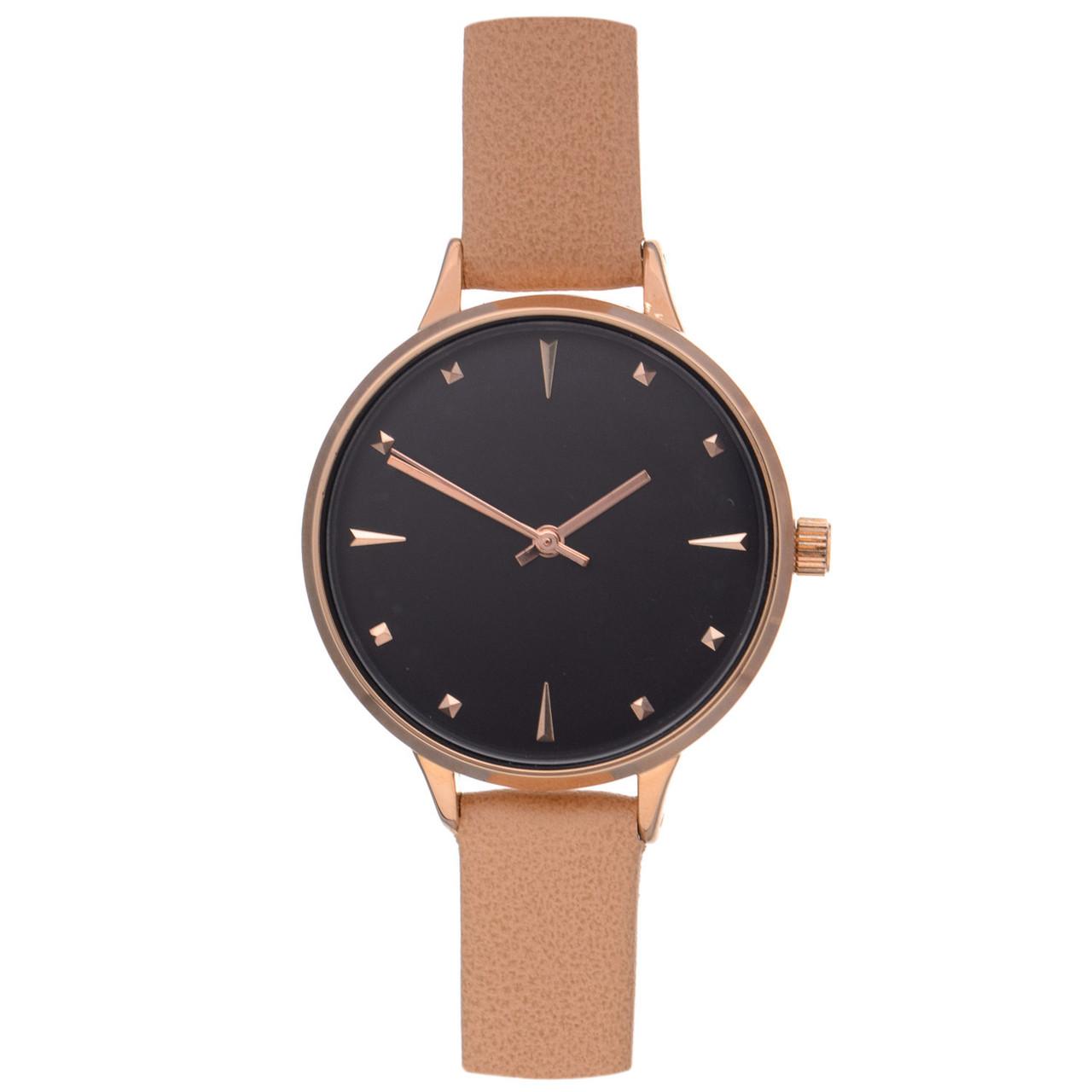 Жіночий годинник Even&Odd 17-0765 Brown