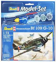 Model Set Самолет Messerschmitt Bf-109, 1:72 Revell (64160)