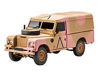 Набор для моделирования Автомобиль (1971г.) British 4x4 Off-Road Vehicle 109, 1:35, Revell. Revell (3246)