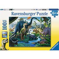 Пазл-XXL Дисней Ravensburger Динозавры 100 элементов Ravensburger (10740)