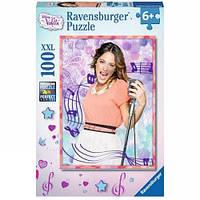Пазл-XXL Дисней Ravensburger Талантливая Виолетта 100 элементов Ravensburger (10521)