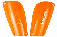 Щитки футбольные детские SPORTS без резинки (Оранжевые)