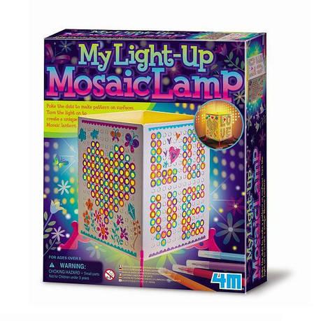 Набор для творчества 4M Лампа-мозаика (00-04618), фото 2