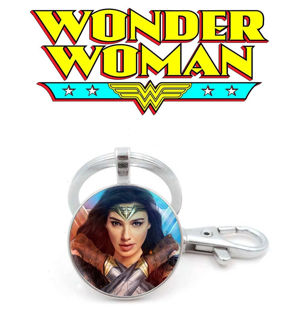 Брелок Чудо-женщина / Wonder Woman