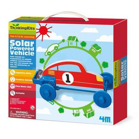 Набор для творчества 4M Автомобиль на солнечной энергии (00-04676), фото 2