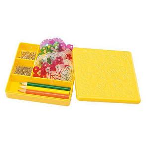Набор для творчества 4M Украшения из бусин Цветы (00-04695), фото 2