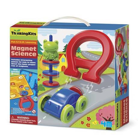 Набор для творчества 4M Магнитная наука (00-04713), фото 2