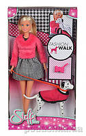 Кукла Штефи с далматинцем в модной одежде, 3+ 573 8053