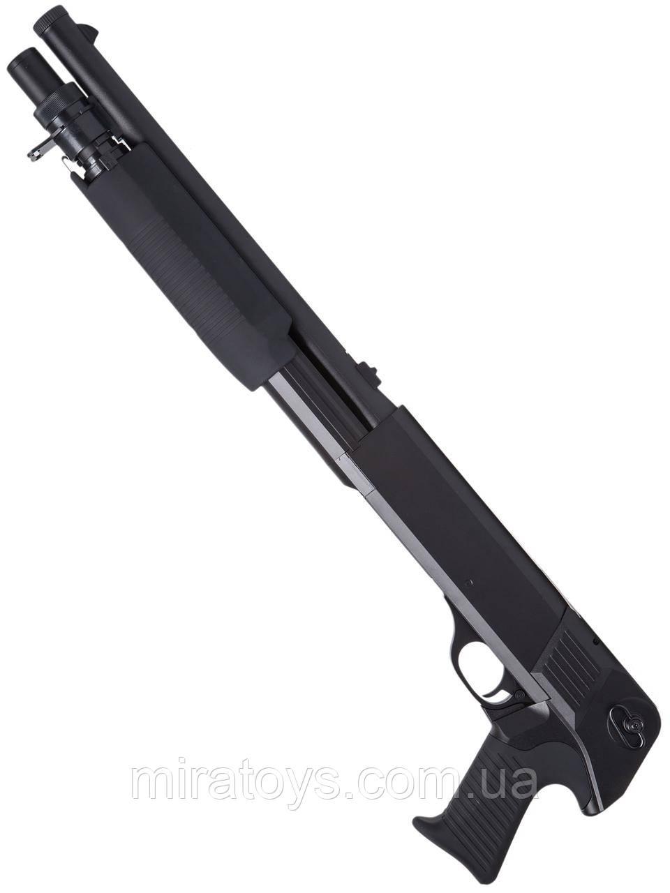 ✅Дробовик Double Eagle M56B (Shotgun) з кульками, обважений