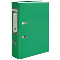 Папка регистратор LUX односторонний JOBMAX А4, 70мм PP, зелений