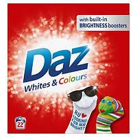 Стиральный порошок Daz Whites & Colours  1430g  22 стирок