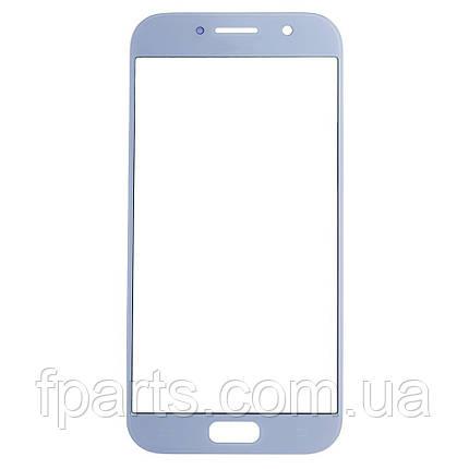 Стекло дисплея Samsung A520 Galaxy A5 (2017) Silver, фото 2