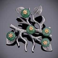 Жіноча брошка - Драконові дерево