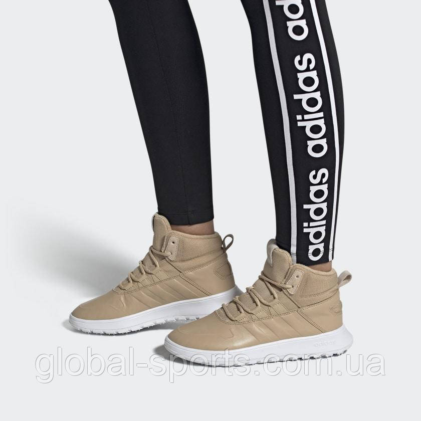Женские ботинки Adidas Fusion Storm Wtr(Артикул:EE9715)