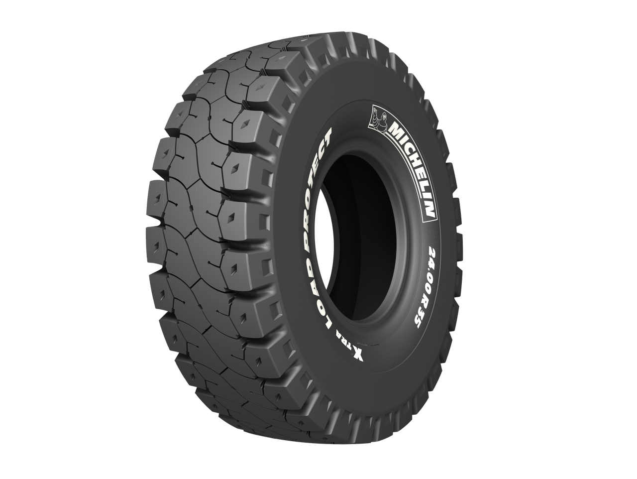 Шина 24.00 R 35 Michelin XTRA LOAD PROTECT B