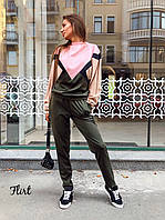 Стильный женский костюм Sporty-chick «Фортуна», фото 1