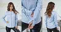 Рубашка женская в расцветках 37641, фото 1